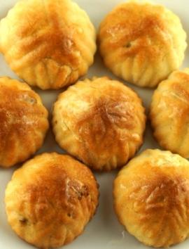 Mamoul Kekse mit Pistazien