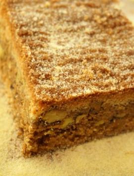 Grießkuchen mit Pistazien - Baklava7.de