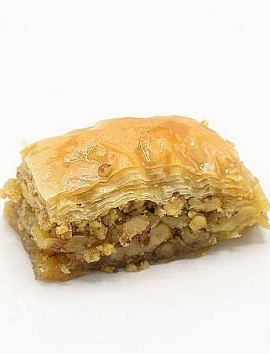 Walnuss-Baklava nach Omas Art
