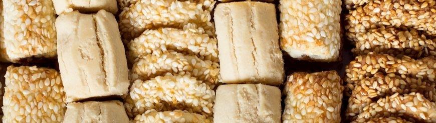Süße oder salzige Kekse, gebacken mit einem Hauch von Orient bestellen