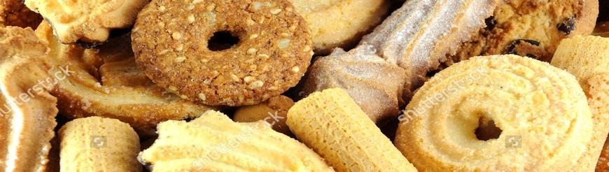 Süße Kekse aus dem Orient