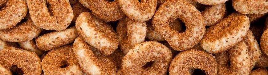 Herzhafte Kekse aus dem Orient