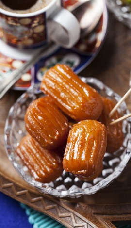 Mini churros - Tulumba - baklava7.de