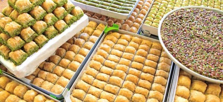 Unsere orientalische Süßspeisen